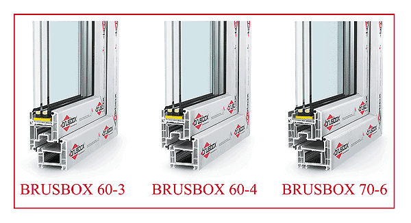 Профиль brusbox